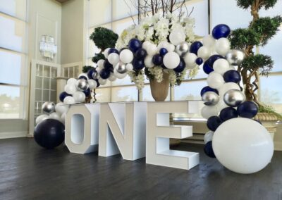 Henderson Marquee Letters