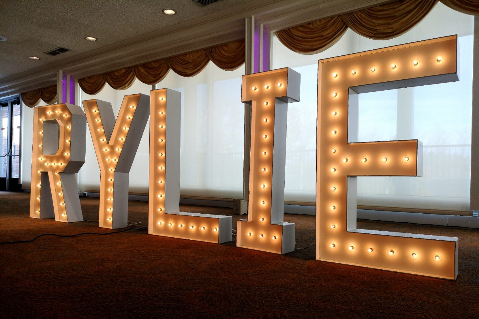 Marquee rental in Tampa